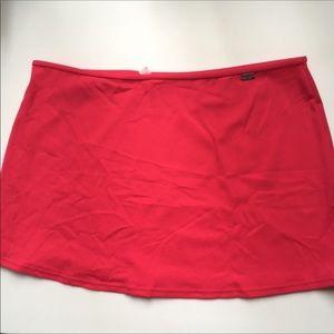 Victoria's Secret size medium swim skirt